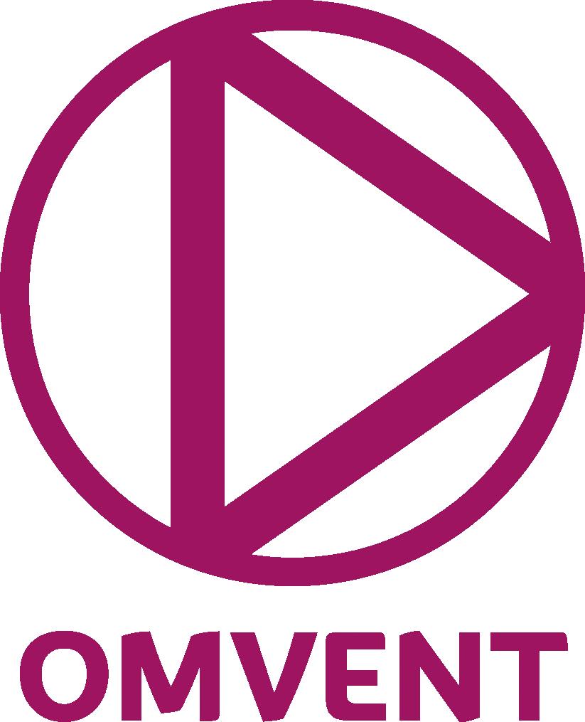 Omvent Logo Vektoriserad Rgb