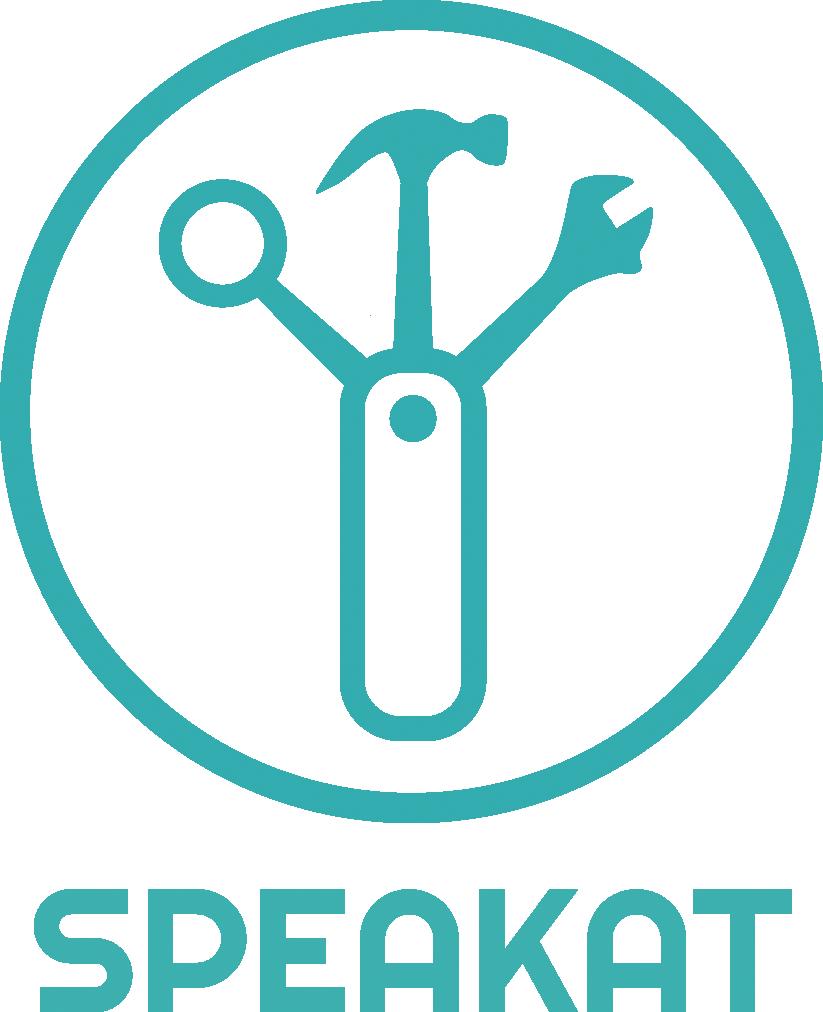 Speakat Logo Rgb