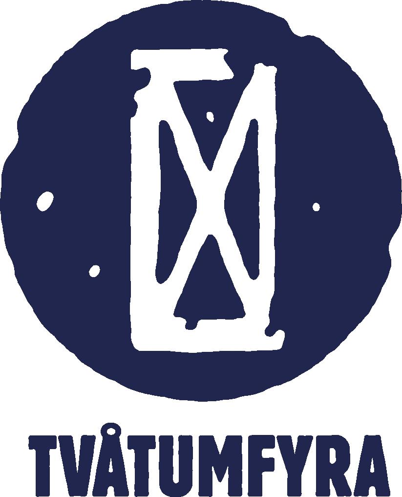 Tvåtumfyra Logo Rgb